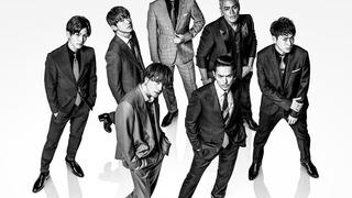 三代目JSBの最新曲「Yes we are」が20冠!4月からツアーも開催