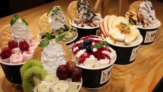 「マンハッタンロールアイスクリーム」に春夏の新商品7品が登場!