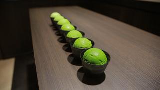 只有這裡才能享用到高達7種的抹茶!「壽壽喜園(SUZUKIEN)×NANAYA」的純正濃厚冰淇淋