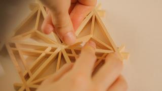 可以自己製造精緻的「鹿沼組子」!在「星野集團 界 日光」體驗傳統文化