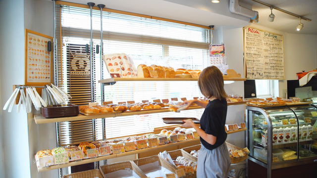 mixture bakery&cafe 大英堂