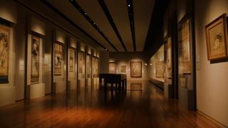 山種美術館「日本画の教科書」展で、静かに浸る和の世界