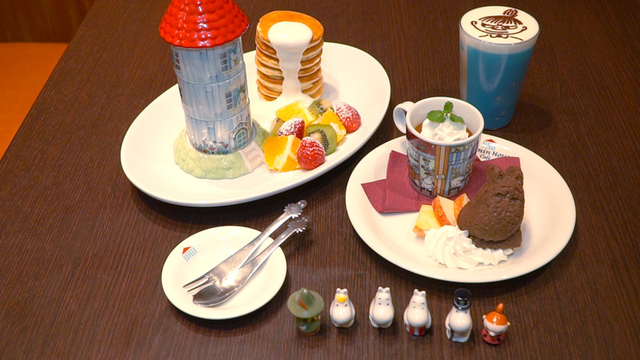 moomin House café 東京晴空塔城・Solamachi店