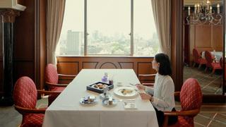 邊欣賞東京鐵塔邊享用名流般的早餐♪東京威斯汀飯店「Victor's」的早晨