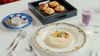 東京威斯汀飯店的超豪華早餐「名流早餐」究竟是?