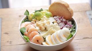 根本是主餐的份量!享用「GREEN BROTHERS」的碗裝沙拉、補充美容及營養所需