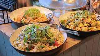 能享受超級食物與蔬菜的有機餐廳「Cosme Kitchen Adaptation」