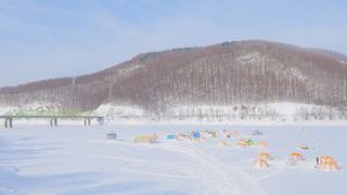 TOMAMU「1day冰上釣魚」挑戰初次冰上垂釣西太公魚!