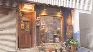 治癒人心的燦爛與華麗,美麗的萬花筒世界「萬花筒專賣店 KALEIDO SCOPE昔館」
