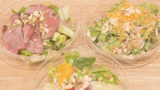 能量沙拉,吃得健康不發胖♪ 神樂坂能量沙拉專賣店「HIGH FIVE SALAD」
