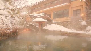 關東最大的溫泉縣,在栃木的祕境溫泉「大丸溫泉旅館」「溪雲閣」療癒身心
