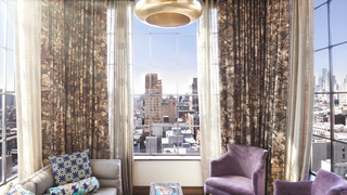 """紐約 """"讓人好想去住一次""""的高級時尚飯店 5 選"""