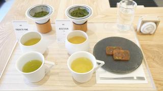 在日本茶熱潮取得先機!能夠體驗手沖濾泡式日本茶的「東京茶寮」