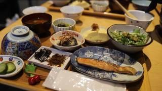 京都のおいしい朝ごはん「旬菜いまり」