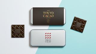 史上初の東京産カカオを使ったチョコレート「TOKYO CACAO」が渋谷ヒカリエに登場!
