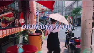沖縄女子旅Vlog 国際通りで食べ歩き〜タコスとかき氷♡〜