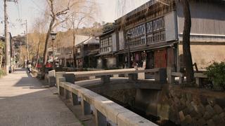 穿越到明治與大正時代!古老民宅櫛比鱗次的懷舊街景「佩里之路」