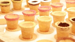 首次登陸日本!連杯子都可以吃光光的最潮甜點「ANYWHERE DOOR」