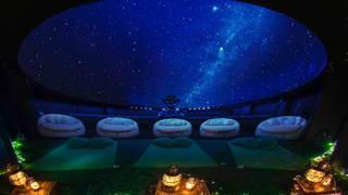 ハワイの星空でヒーリング体験 東京・池袋プラネタリウム「満天」の冬プログラム