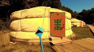 栃木県那須町にモンゴル!?全国でも有数、モンゴルのゲルに泊まれる貴重な体験!!