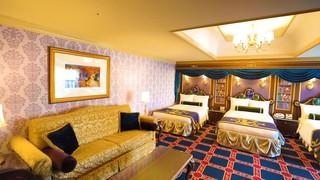 ロマンチックな世界観広がる。東京ディズニーランドホテル「ディズニー美女と野獣ルーム」