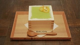 抹茶愛好者不可錯過 銀座大排長龍木盒甜點!「SALON GINZA SABOU」(沙龍銀座茶房)