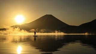 絶景!!富士山からの日の出が見られる浩庵キャンプ場!