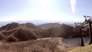 気軽に1400mの地へ!?榛名山の山々と榛名湖が創る絶景!!