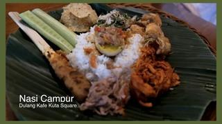 バリ島で食べるインスタ映え間違いナシゴレン&ナシチャンプル!