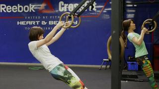 在全美掀起話題的健身訓練!Reebok「混合健身(CrossFit)」