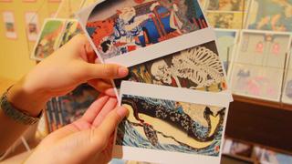 掌心裡的「國芳畫」!「歌川國芳21世紀的繪畫力」限定商品3選