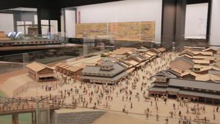 穿越時空至江戶時代!在「江戶東京博物館」體驗江戶街道!