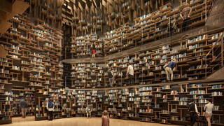 「本棚劇場」や「EJアニメホテル」など魅力満点の「ところざわサクラタウン」