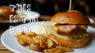 【国分寺】THIS IS THE BURGER
