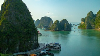 Thai&Vietnam Travel movie
