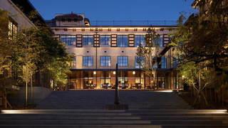 昭和初期の小学校を改修したラグジュアリーホテル「ザ・ホテル青龍」