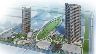 ポートランドがモデルの首都圏最大級の街づくり「幕張ベイパーク」