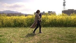 インスタ映え間違いなし!菜の花が沢山咲いてる福岡県直方市の河川敷!