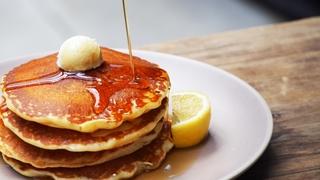 レストランGARDEN HOUSEの人気メニュー「バターミルクパンケーキ」のミックスが登場!