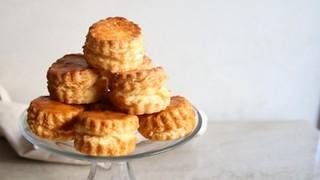 大人気スコーンの味わいをご家庭で手軽に再現スコーンミックス粉を1,000名様に無料でお届け!