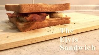 おうちで簡単!変わり種サンドイッチ!エルビスサンド