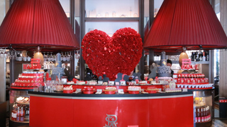 苺尽くしの夢の空間♡ 「セントレジスホテル大阪」のストロベリーブッフェ