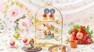 """ストリングスホテル 名古屋、""""白雪姫""""がテーマの「プリンセスアフタヌーンティー」!"""