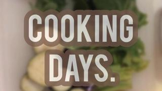 おうち時間にLet's enjoy cooking!!!