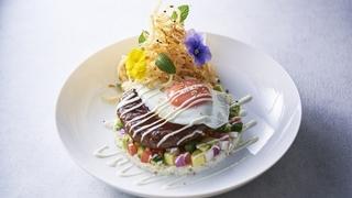 【ザ・キャピトルホテル 東急】初夏を彩るレストランメニュー!