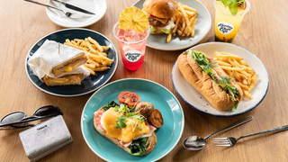 ディーゼルの「グロリアスチェーンカフェ」横浜ベイサイドにオープン!
