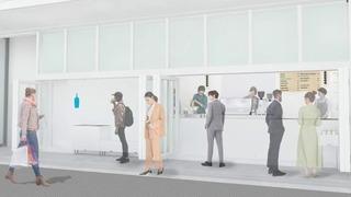 ブルーボトルコーヒー (NEWoMan YOKOHAMA)カフェスタンドオープン!