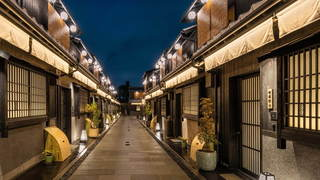 """""""路地一体""""を1つの宿として改修したホテル「Nazuna 京都 椿通」四条大宮に誕生!"""