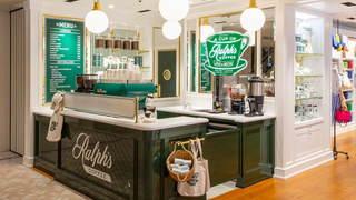 「ポロ ラルフ ローレン」ニュウマン横浜にカフェ「ラルフズ コーヒー」併設店をオープン!