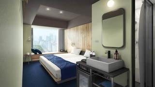 新宮下公園の新ホテル「シークエンス ミヤシタパーク」8月1日にオープン!